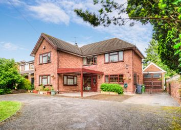 Thumbnail 4 bedroom detached house for sale in Lillington Road, Leamington Spa