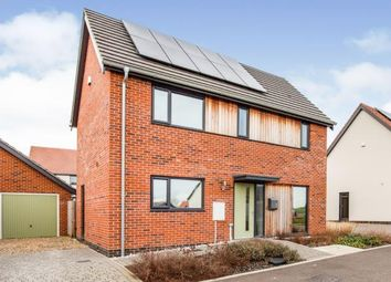 Thumbnail 3 bed detached house for sale in Hingham, Norwich, Norfolk