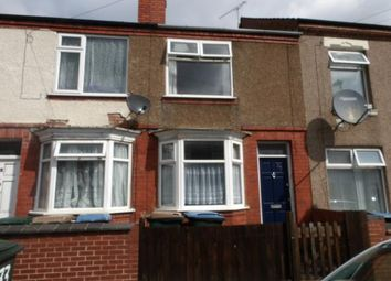 Thumbnail 2 bedroom terraced house for sale in Crabmill Lane, Coventry, West Midlands
