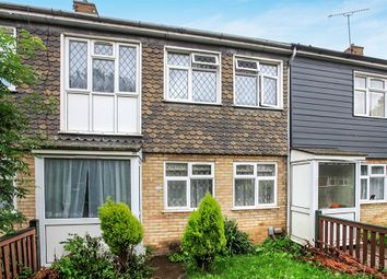 Thumbnail 3 bedroom terraced house for sale in Naseby Close, Ravensthorpe, Peterborough