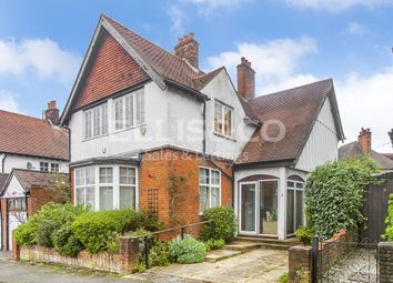 Thumbnail 4 bed detached house for sale in Park Drive, London