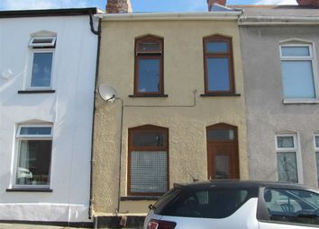Thumbnail 3 bed terraced house for sale in Bell Street, Barry, Vale Of Glamorgan