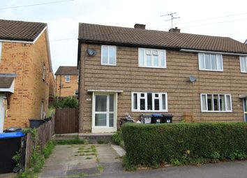 Thumbnail 3 bed semi-detached house for sale in Hurst Rise, Matlock