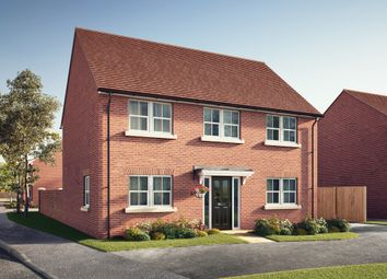 """Thumbnail 4 bed detached house for sale in """"The Windsor"""" at Southfield Lane, Tockwith, York"""