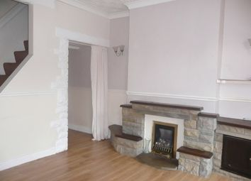 Thumbnail 2 bed terraced house to rent in Hapton Road, Padiham, Lancs