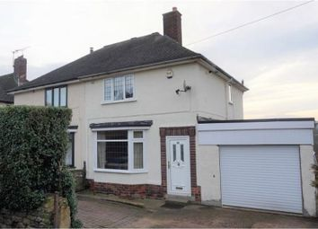 Thumbnail 2 bed semi-detached house for sale in Swaddale Avenue, Chesterfield