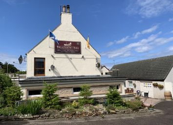 Thumbnail Pub/bar for sale in Braemou Inn, Holiday Flat And Owners House, 1 Cooper St, Hopeman, Elgin