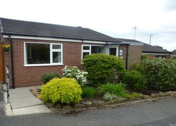Thumbnail 2 bedroom bungalow to rent in Woodbridge Close, Chellaston, Derby