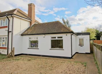 Thumbnail 3 bed terraced bungalow for sale in Priory Close, Denham