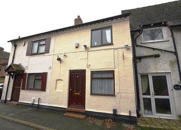 Thumbnail 1 bedroom terraced house for sale in Doncaster Lane, Penkhull, Stoke-On-Trent