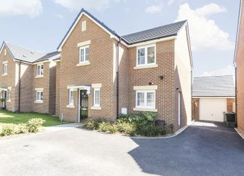 Thumbnail 4 bed detached house for sale in School Terrace, Rogerstone, Newport