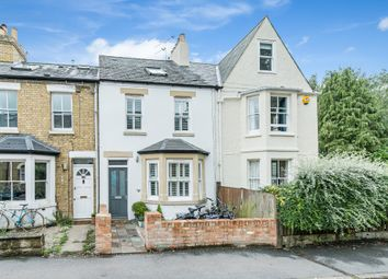 Thumbnail 4 bed terraced house for sale in Marlborough Road, Grandpont