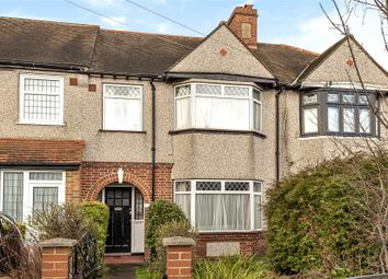 Thumbnail 3 bed terraced house for sale in Wickham Crescent, West Wickham