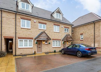 Thumbnail 4 bed terraced house for sale in Eccles Close, Aylesford
