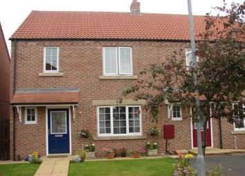 Thumbnail 3 bed property to rent in Aspen Close, Pickering
