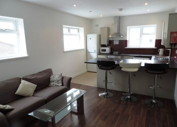 Thumbnail 4 bed maisonette to rent in Wyverne Road, Cathays