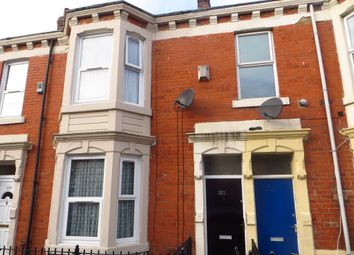 Thumbnail 5 bed flat to rent in Ladykirk Road, Benwell, Newcastle Upon Tyne