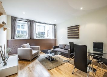 Thumbnail 1 bedroom flat to rent in Denison House, Canary Wharf