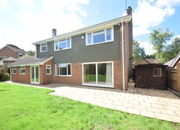 Thumbnail 5 bed detached house to rent in New Road, Little Kingshill
