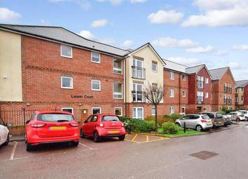 Thumbnail 2 bed flat for sale in Stanley Road, Cheriton, Folkestone, Kent