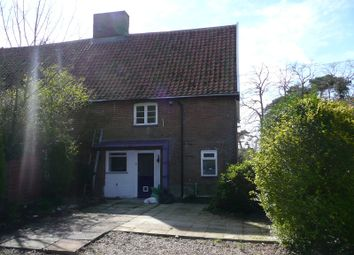 Thumbnail 3 bedroom cottage to rent in Rectory Cottages, Low Road, Forncett St Peter