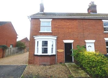 Thumbnail 2 bedroom end terrace house to rent in Albermarle Terrace, Attleborough