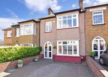 Thumbnail 4 bedroom terraced house for sale in Hillside Avenue, Gravesend, Kent