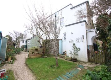 Thumbnail 2 bed end terrace house for sale in Alexandra Terrace, Cowlease, Swanage