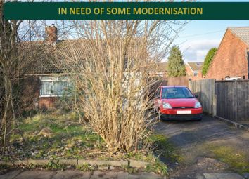 Thumbnail 2 bedroom semi-detached bungalow for sale in Asquith Boulevard, West Knighton, Leicester