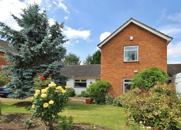Thumbnail 4 bedroom detached house to rent in De Vere Close, Hemingford Grey, Huntingdon
