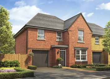 """Thumbnail 4 bed detached house for sale in """"Millford"""" at Harland Way, Cottingham"""