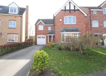 Thumbnail 4 bed detached house for sale in Cornflower Drive, Bessacarr, Doncaster