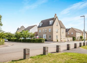 Thumbnail 6 bedroom link-detached house for sale in Stour Green, Ely