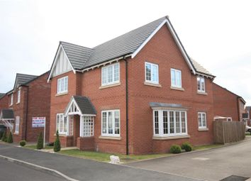 Thumbnail 4 bed property for sale in Old Farm Lane, Newbold Verdon, Leicester