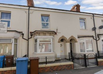 Thumbnail 2 bedroom terraced house for sale in Walliker Street, Anlaby Road, Hull