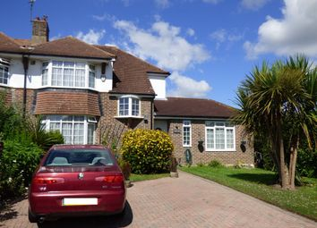 Thumbnail 4 bed semi-detached house for sale in Sea Lane, Rustington, Littlehampton