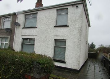 Thumbnail 3 bed semi-detached house for sale in Wembley Avenue, Onllwyn, Neath, West Glamorgan