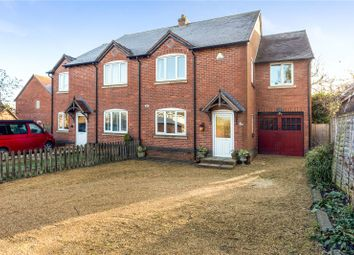 Thumbnail 4 bed semi-detached house for sale in Woodland Green, Upton St. Leonards, Gloucester