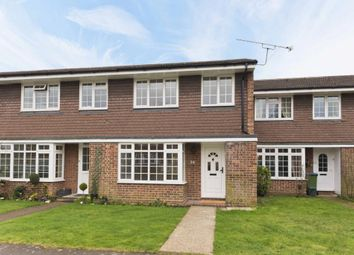 Thumbnail 3 bed terraced house to rent in Trenchard Close, Hersham