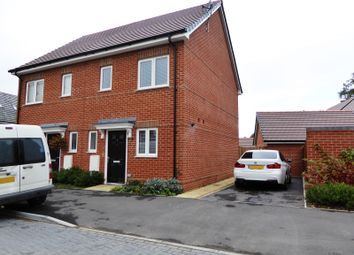 Thumbnail 2 bed semi-detached house to rent in Marlow Place, Spencers Wood, Reading