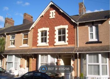 Thumbnail 2 bed terraced house to rent in Upper, Torquay