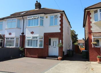 Thumbnail 3 bed semi-detached house for sale in Buxton Road, Erith
