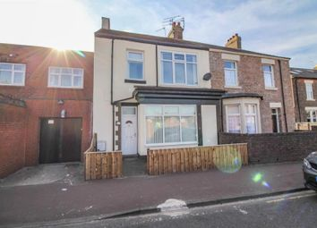 Thumbnail 3 bed terraced house for sale in Regent Road, Gosforth, Newcastle Upon Tyne