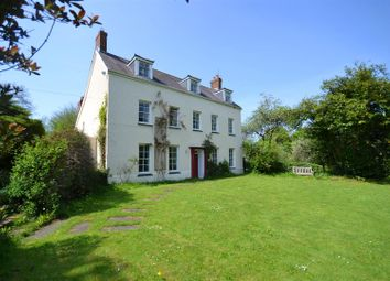 Thumbnail 7 bed detached house for sale in Llangwm, Haverfordwest