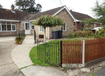 Thumbnail 3 bedroom bungalow to rent in Nurses Lane, Skellingthorpe, Lincoln