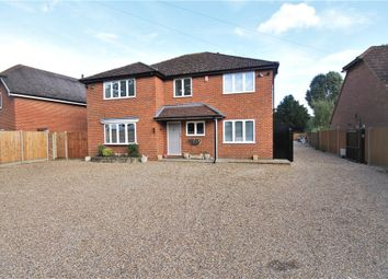 Thumbnail 5 bed detached house for sale in Village Road, Egham, Surrey