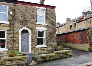 Thumbnail 2 bed end terrace house for sale in Shaw Street, Glossop