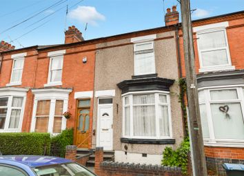 Thumbnail 2 bed terraced house for sale in Highland Road, Earlsdon, Coventry