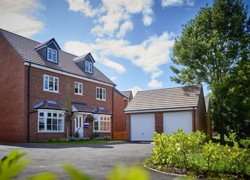 Thumbnail 5 bed detached house for sale in Caddies Field Golf Links Lane, Wellington, Telford