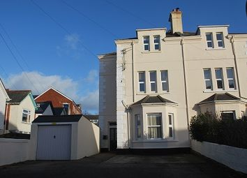 2 bed flat to rent in Cleveland Place, Exmouth EX8